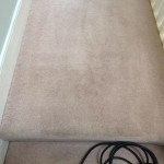 The clean result after the End of Tenancy carpet cleaning project performed by Sunny Clean in Borehamwood London