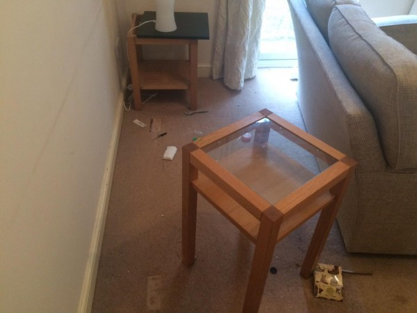 Sunny Clean performed End of Tenancy cleaning project in Brentwood CM15 8LR near London